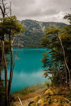 Lago Mascardi, Río Negro, Argentina