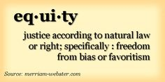 equity in schools - Google Search