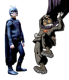 antboy costumes - Google Search