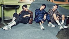 Jay Park, Gray and Loco - The Bling Magazine