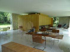 Farnsworth House Interior | Flickr