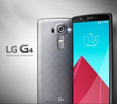 LG G4: Release Dates, Specs & Latest News | LG USA