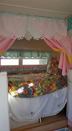 Bedroom cozy style