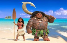 Images of Moana Waialiki from Moana.