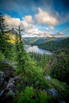 "theencompassingworld: "" Lake Valhalla, Washington State | by Brian Mitchell…"