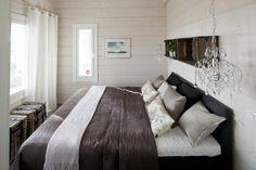 Finnlamelli Oy - Makuuhuone | Asuntomessut