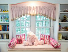 Girls Bedroom Colors, Valance Curtains, Love Seat, Bedrooms, Colorful, Home Decor, Decoration Home, Room Decor, Bedroom