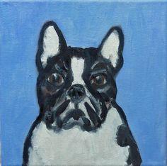 Pet Portraits Dun Laoghaire 087 2584133 Mary Frances, Pet Portraits, Boston Terrier, Ireland, Pets, Gallery, Paper, Cards, Pictures