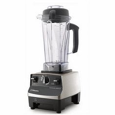 Vita Mix Blender Professional Series 500 For my big family we went through many blenders until I got the VitaMix. This one has stood the test of time!