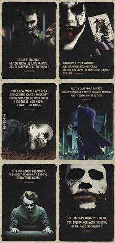 #9GAG #Joker #quotes