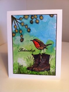 Annes Art Place My Stamp, Fabric Art, Bird Feathers, Garden Birds, Journey, Flowers, Grasses, Fun, Painting