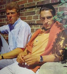 Style Council: Paul Weller and Mick Talbot