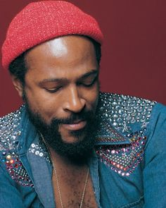 Marvin Gaye. by the70z