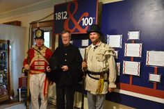 Photo taken by Goulbourn Museum Board Member Phil Sweetnam at 1812 Tribute event, June 16, 2013.