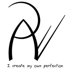 """I create my own perfection"" sigil requested by anonymous"