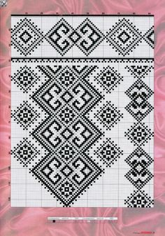 Cross Stitch Tattoo, Cross Stitch Art, Cross Stitch Borders, Cross Stitch Flowers, Cross Stitch Designs, Blackwork Embroidery, Cross Stitch Embroidery, Embroidery Patterns, Knitting Patterns