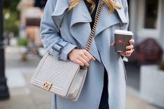 fashion, style, and bag Bild