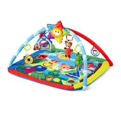 Amazon.com : Baby Einstein Caterpillar and Friends Play Gym : Early Development Activity Centers : Baby