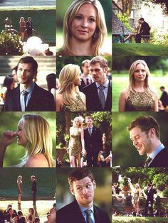 Although Klaus is an ass, I still love him and klaroline af