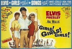 """Devo Tudo ao Cinema: Nos Embalos do Rei do Rock - """"Garotas, Garotas e M..."""