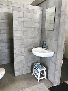 Eenvoudige badkamer kleine badkamer