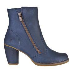 El Naturalista Colibri Ankle Mid-Heel Boot | Yengo.ca