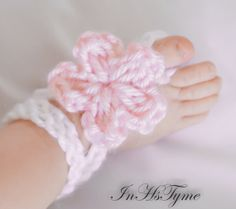 Choose Your Own Colors - Baby Barefoot Sandals Newborn Pink White on Etsy, $8.99