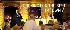 Director Luke Middlemiss @playbackstudios tells it like it is @gmdjs. | G&M DJs Magnifique Weddings #gmdjs #magnifiqueweddings #weddingMC #weddingDJ #playbackstudios