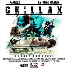 L'affiche du dernier film CHILLLAX avec Kymani Marley! On attend de voir ça!  @maestromarley -  #chillax #visionaries #Kmg #WebadubRadio #webadub #dancehall #reggae #radio #dancehallmusic #dancehallreggae #Dancehallfans #NewDancehall #everythingdancehall