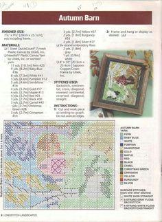 LONGSTITCH LANDSCAPES 8