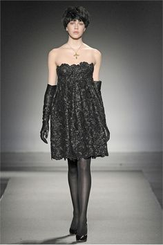 Christophe Josse - Haute Couture Fall/Winter 2011-2012