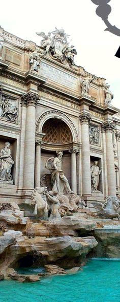 Fontana di Trevi mais 22 lugares para visitar em Roma