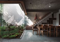 Jungalow House / Neogenesis+Studi0261, © The Fishy Project, Ishita Sitwala
