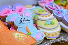 easter desserts 2014 | Easter Sugar Cookies by Beverly's Best Bakery