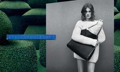 Natalia Vodianova for Stella McCartney Fall 2011 Campaign by Mert & Marcus