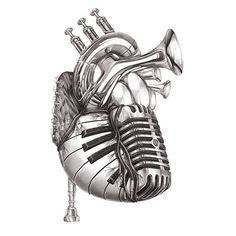 Heart of Music by Jake Weidmann