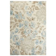 Lila Blue Floral