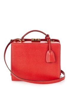 Grace large leather box bag | Mark Cross | MATCHESFASHION.COM