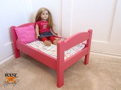 Ikea doll bed $20. For newborns?