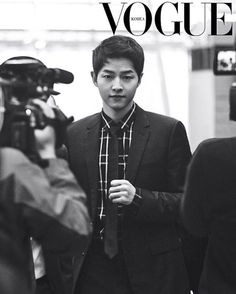 All About Song Joong Ki: More Marie Claire & Vogue Korea + New FAIRWHALE JEANS & Proya Ads (UPDATED) | Couch Kimchi