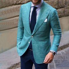 Fashion Moda, Sport Fashion, Mens Fashion, Fashion News, Gentleman Style, Stylish Men, Look Cool, Mens Suits, Suit Jacket