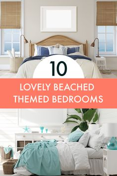 Vacation every day in your very own beach themed bedroom!