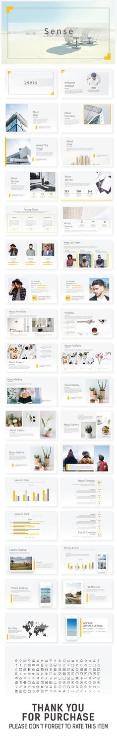 Sense Minimal Presentation – Artistic PowerPoint Templates Obtain right here : grap… Powerpoint Design, Creative Powerpoint Templates, Powerpoint Presentation Templates, Keynote Template, Slide Presentation, Business Presentation, Presentation Design, Web Design, Graphic Design Books
