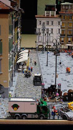 Lego San Giacomo Square | by Lukaseddy