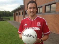 Stewart Downing's move to back to his boyhood club Middlesbrough, from West Ham. (Source: @boro)