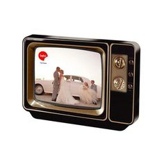 Retro Tv, porta fotos disponible en Caroline, Cirilo Amoros 24 y Cádiz 25 Valencia.