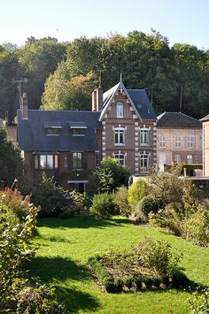 Saint Valery sur Somme, Picardie, France