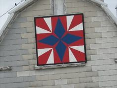 Guiding Star – Early, IA - Painted Barn Quilts on Waymarking.com