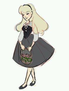 Briar Rose lolita by dreizen13 on deviantART
