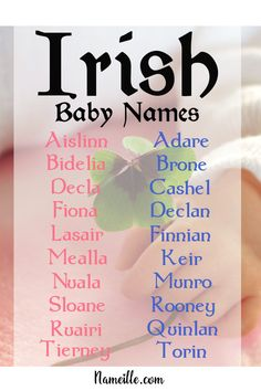 Irish baby names irish baby girl names, twin girl names, cute baby names, Twin Girl Names, Irish Baby Girl Names, Cute Baby Names, Unique Baby Names, Kid Names, Irish Name Meanings, Baby Names And Meanings, Names With Meaning, Gaelic Baby Names